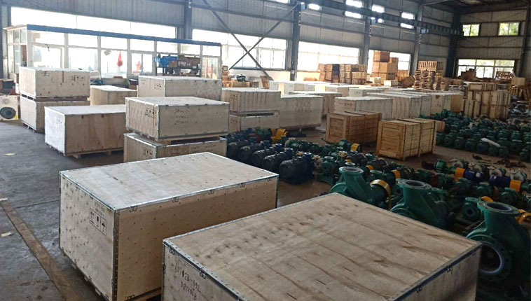 corrosion resistance chemical centrifugal pumps