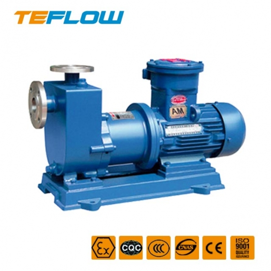 ZCQ Magnetic Self-priming pump