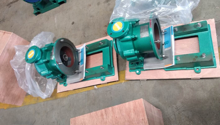 HT200 steel lining PFA high temperature material magnetic pump,high
