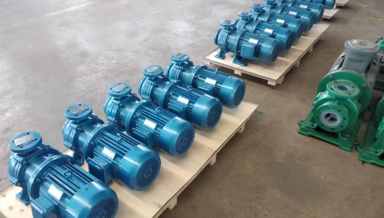 15 units corrosion resistant chemical magnetic pumps to Malaysia