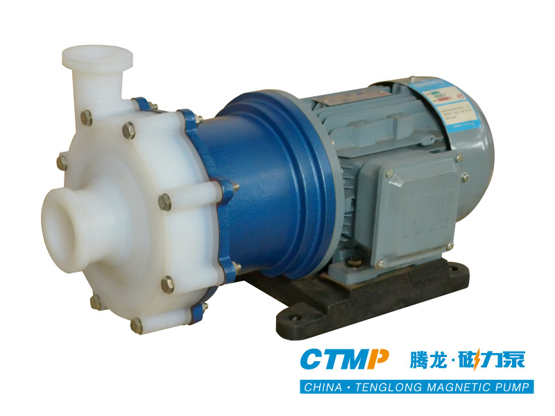 Problems needing attention in long time Operation of Magnetic pump